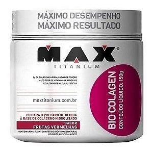 Bio Colagen 150g - Colágeno Max Titanium