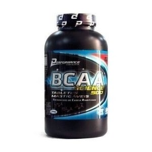 BCAA Science 500 200 Tabletes - Performance Nutrition