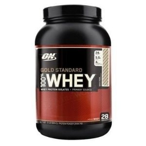 100% Whey Gold Standard 909g - Optimum Nutrition