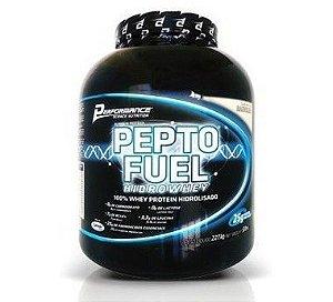 Pepto Fuel Whey 100% Hidrolisado 2,276kg - Performance Nutrition