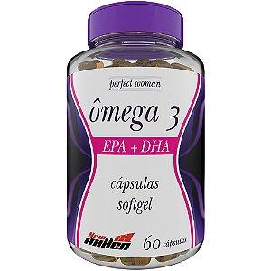 Ômega 3 Com Vitamina E 60 Cápsulas - New Millen