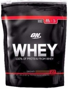 100% Whey Protein 837g - Optimum Nutrition