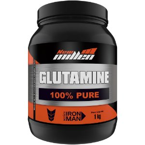 Glutamina 100% Pure 1kg - New Millen