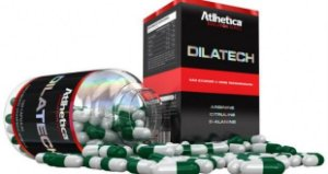 Dilatech 160 Cápsulas - Atlhetica Nutrition