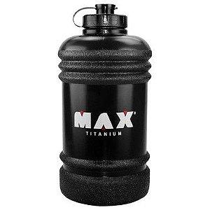 Galão Body Size Preto 2,2 L - Max Titanium