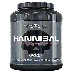 Hannibal 2kg - Black Skull