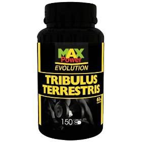 Tribulus Terrestris 63% 150 Cápsulas - Max Power