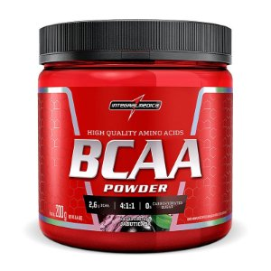 BCAA Powder 4:1:1 200g - IntegralMédica