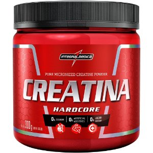 Creatina Hardcore 150g - IntegralMédica