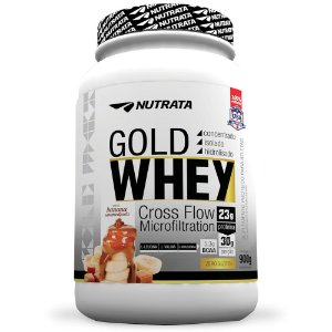 Gold Whey 900g - Nutrata