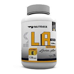 LA Factor 120 Cápsulas - Nutrata