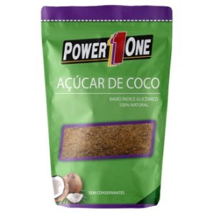 Açucar de Coco 100g - Power1One