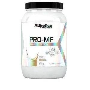 Pro-MF Recovery Protein 900g - Atlhetica Nutrition By Rodolfo Peres