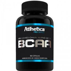 BCAA Pro Series 60 Cápsulas - Atlhetica Nutrition