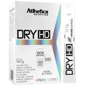 Dry HD 20 Sachês - Atlhetica Nutrition