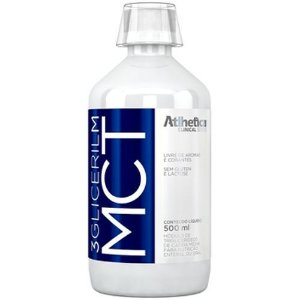 3 Gliceril MCT 500ml - Atlhetica Nutrition
