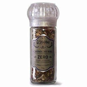 Tempero Chimichurri zero 52g Com Moedor Reutilizável - El Shaddai