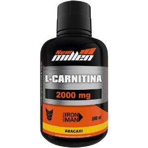 L- Carnitina 2000mg 500ml - New Millen