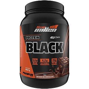 Protein Black 4W 840g - New Millen