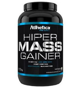Hiper Mass Gainer Pro Series 1,5kg - Atlhetica Nutrition