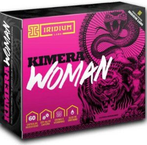 Kimera Woman 60 Cápsulas - Iridium Labs