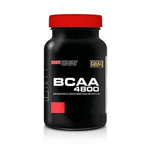 BCAA 4800 120 Cápsulas - BodyBuilders