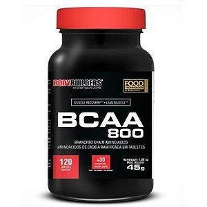 BCAA 800 120 Cápsulas - BodyBuilders