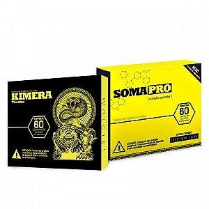 Kit Kimera Thermo 60 Comprimidos + Soma Pro 60 Cápsulas - Iridium Labs
