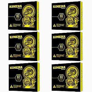 Kit 6X Kimera Thermo 60 Comprimidos - Iridium Labs