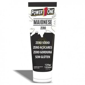 Maionese Zero 120g - Power1One