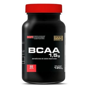 BCAA 1,5g 60 Tabletes - BodyBuilders