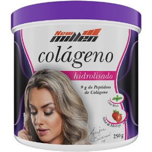 Colágeno Zero Carbo 250g - New Millen