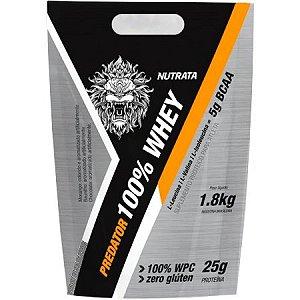 Predator 100% Whey 1,8kg - Nutrata