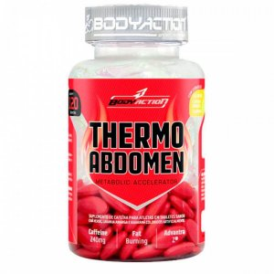 Thermo Abdomen 120 Cápsulas - Body Action