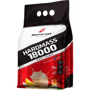 HardMass 18000 Mass Gainer 3kg - Body Action