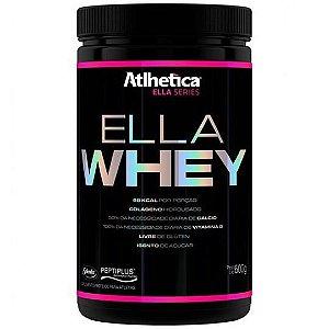 Ella Whey 600g - Atlhetica Nutrition