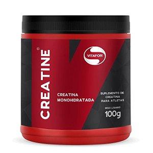 Creatine Monohidratada 100g - Vitafor