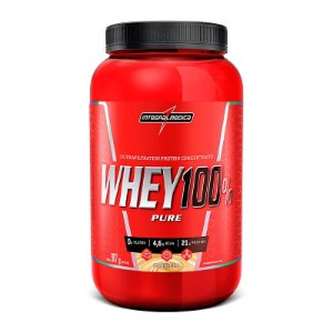 Super Whey 100% 907g - IntegralMédica