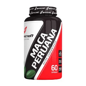 Maca Peruana 60 Cápsulas - Body Action