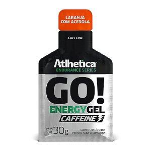 GO Energy Gel Caffeine Sachê 30g - Atlhetica Nutrition