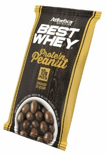 Best Whey Protein Peanut 10g - Atlhetica Nutrition