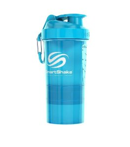 Smart Shake Neon Blue 600ml - Smart Shake