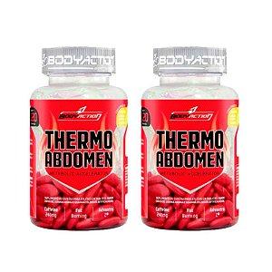 Combo Thermo Abdomen 120 Cápsulas - Body Action