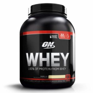 100% Whey Protein 2,040kg - Optimum Nutrition
