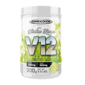 V12 Pre-Workout 300g - Forcetech Labs