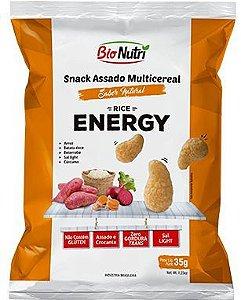 Snack de Arroz Energy 35g - Bionutri
