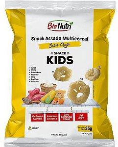 Snack de Arroz Kids Sabor Queijo 35g - Bionutri