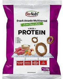 Snack de Arroz Protein Sabor Salsa e Cebola 35g - Bionutri