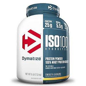 ISO 100 Whey Protein Hidrolisado 5lbs 2,275kg - Dymatize Nutrition