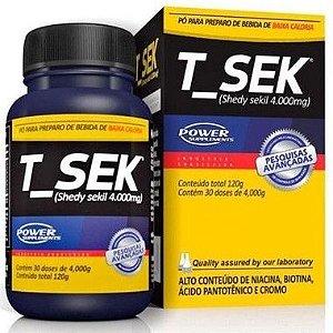 T_SEK 120g - Power Supplements